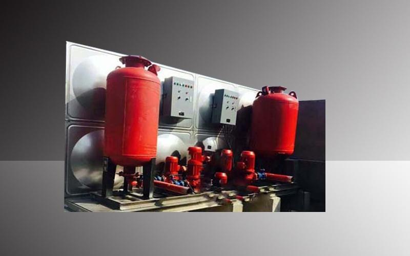一体化消防增压稳压设备
