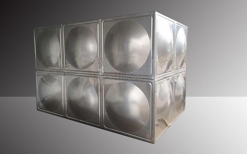 不锈钢长方形水箱