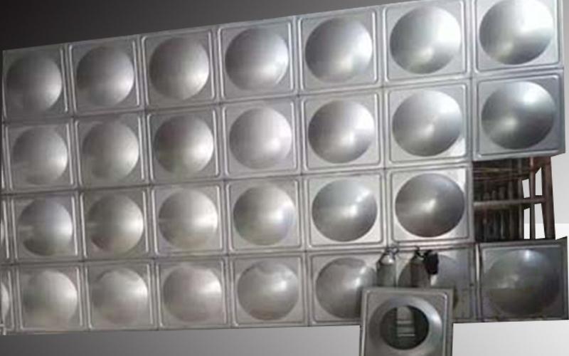 不锈钢拼装水箱定制