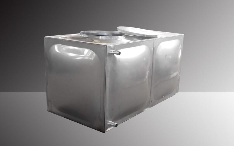 小型不锈钢拼装水箱