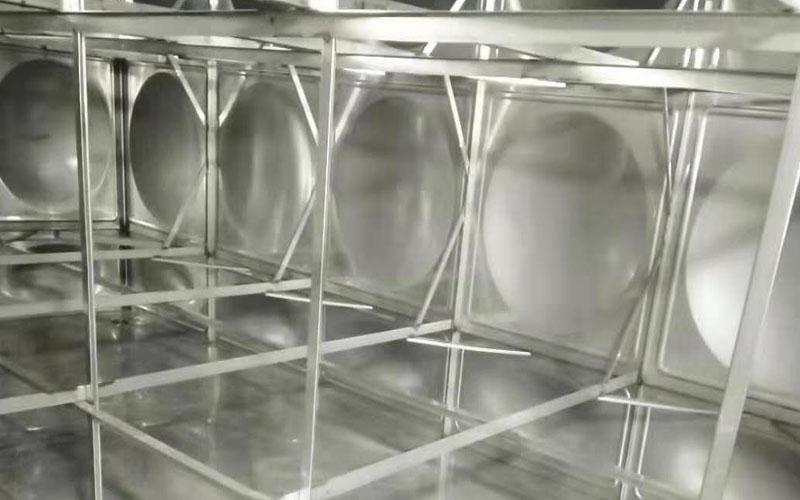 不锈钢水箱内部拉筋