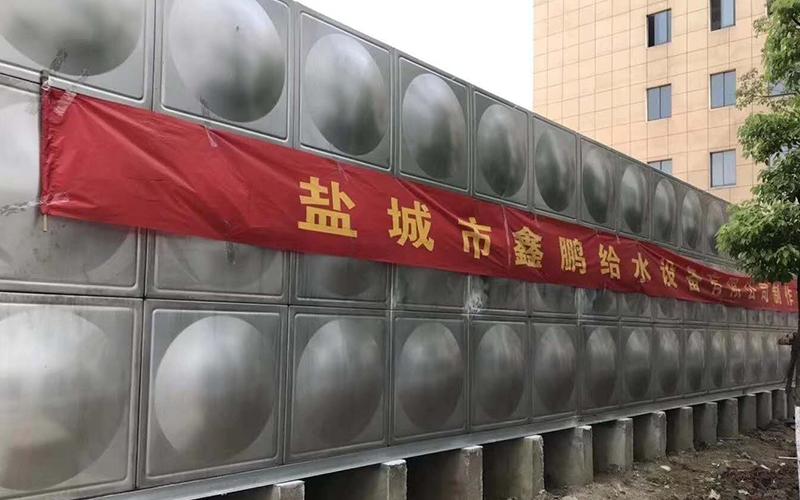 消防不锈钢水箱定制