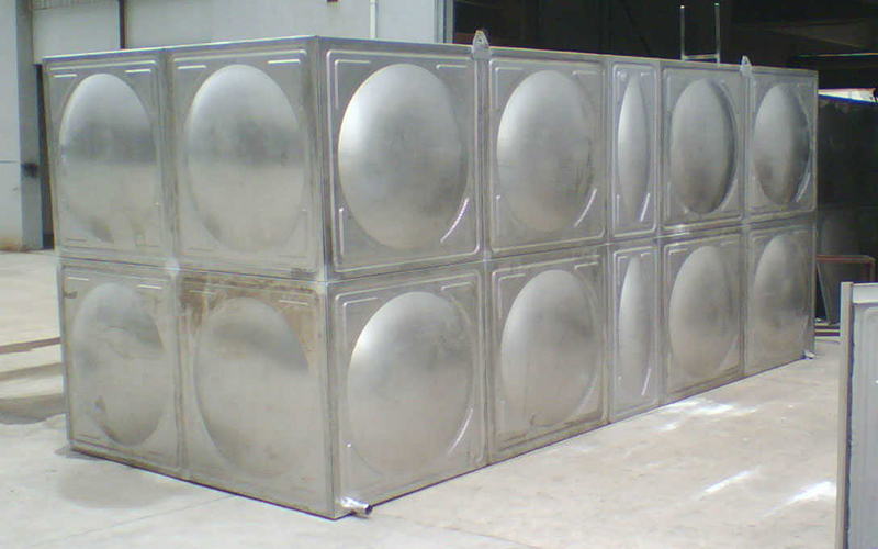 浙江不锈钢拼装水箱