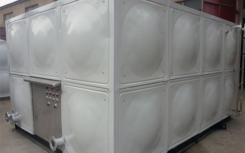 浙江箱泵一体化水箱