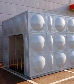 为什么有的不锈钢水箱价格低?
