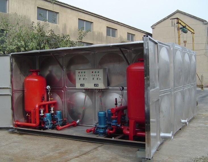 箱泵一体化设备厂家