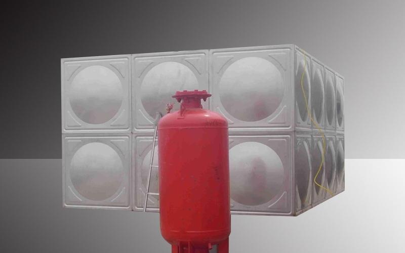 消防水箱厂家式如何确定水箱的尺寸的?